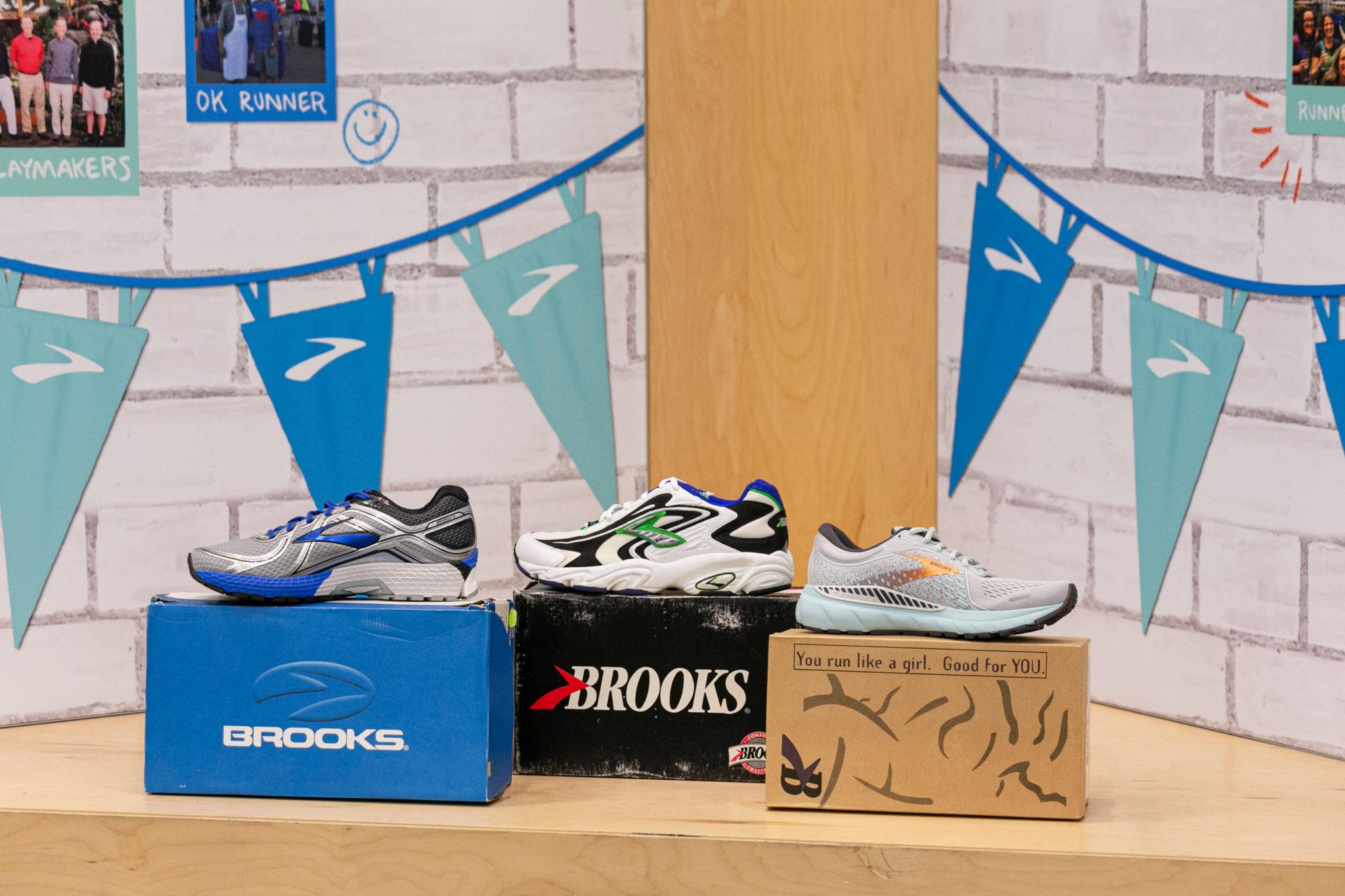 Brooks Shoes, TRE 2019
